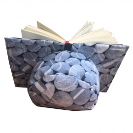 Stones Reading Cushion