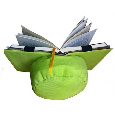 Green Reading Cushion